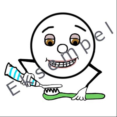 Børste tænder
